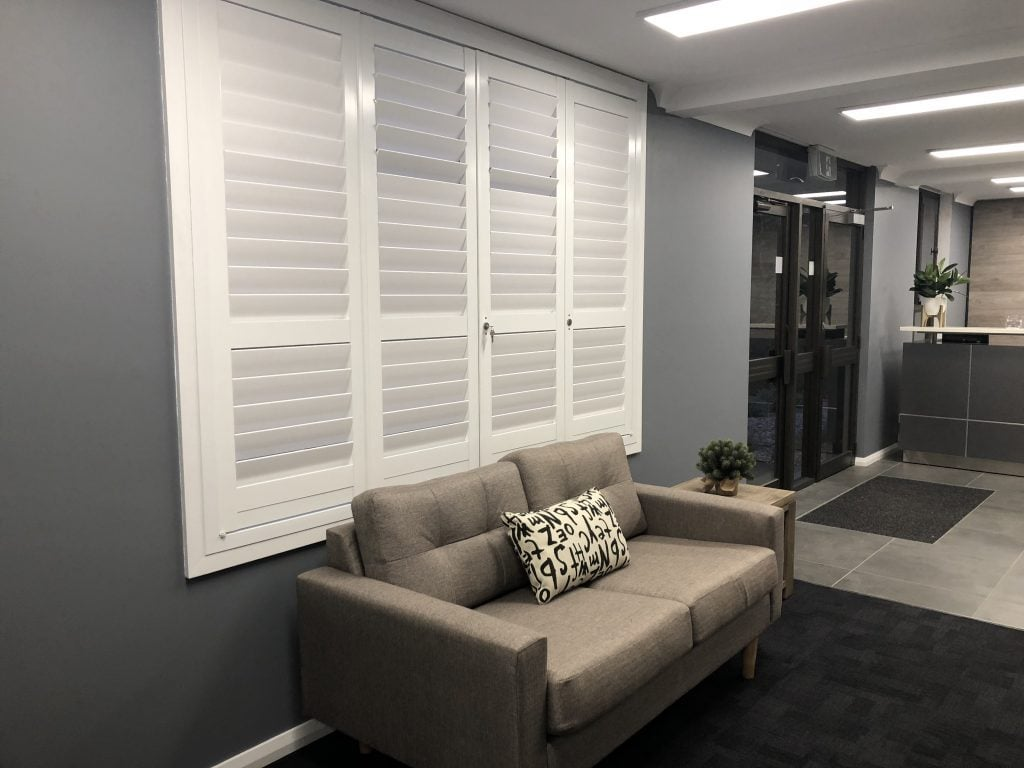 aluminium plantation shutters Penrith