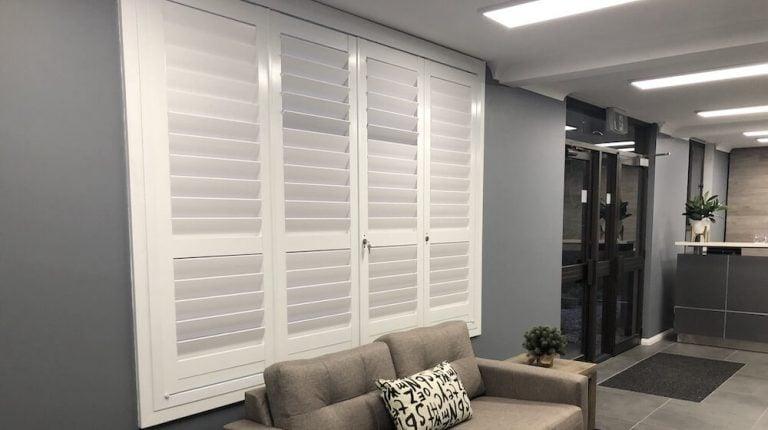 aluminium plantation shutters