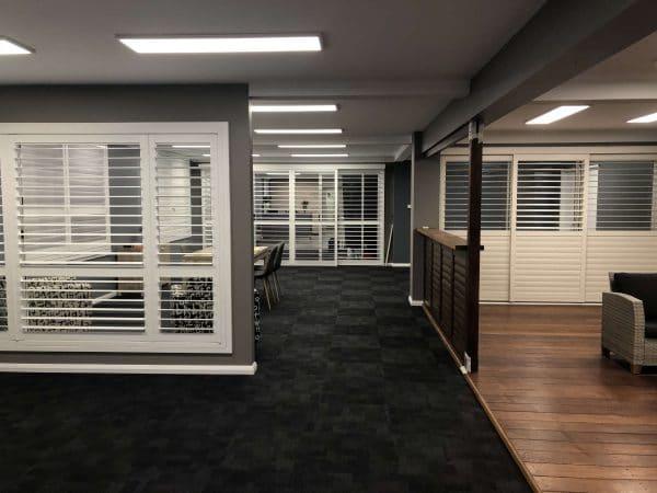 Australian Plantation Shutters Cardiff Showroom