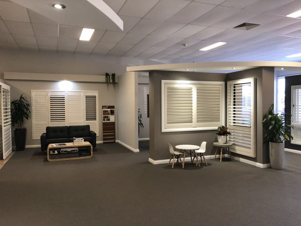 Australian Plantation Shutters Thornton Showroom