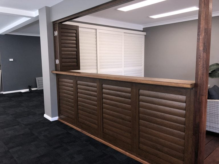 bi fold shutters, aluminium plantation shutters