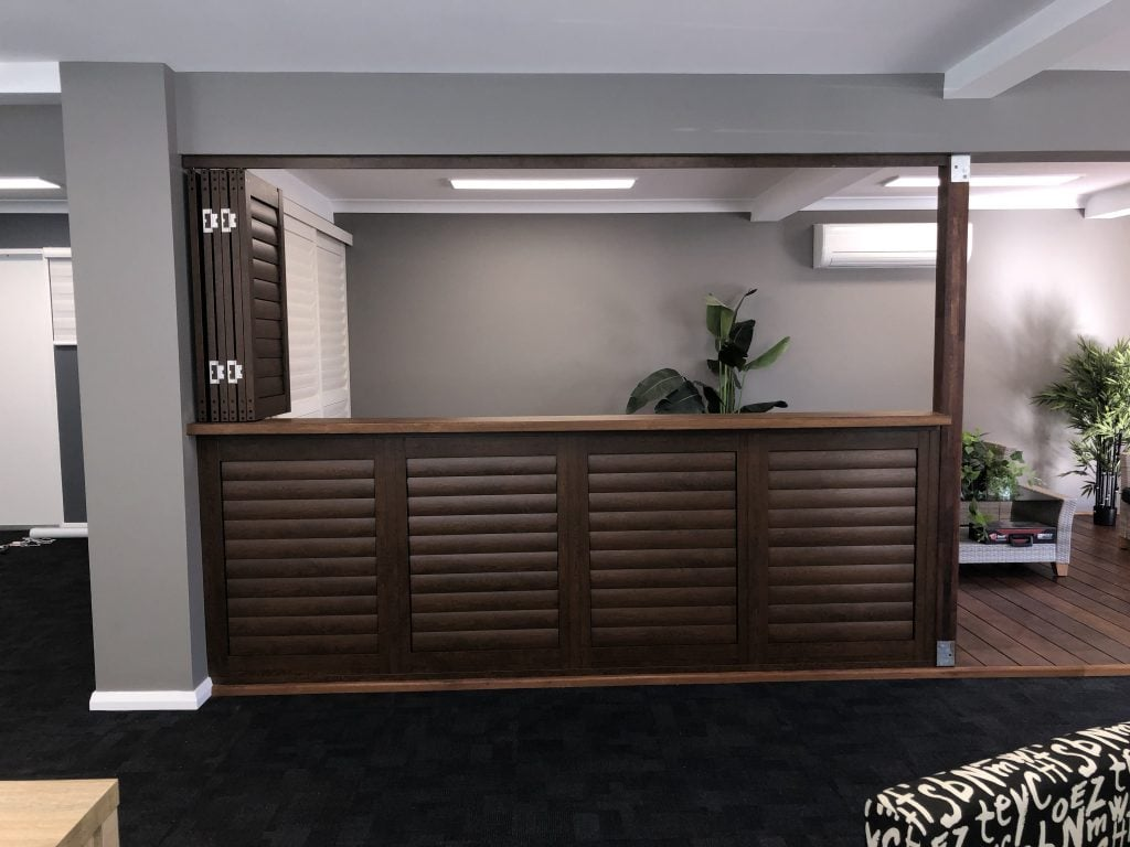 Bi fold shutters, Hunter Valley, Best Interior shutters