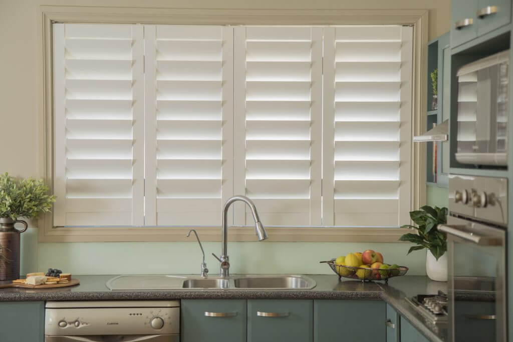 Kitchen shutters, Bathroom shutters, Interior Shutters