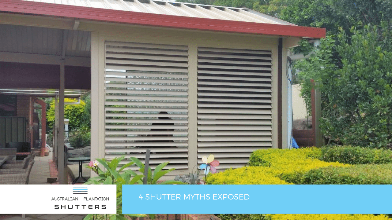 4 Shutter Myths Exposed