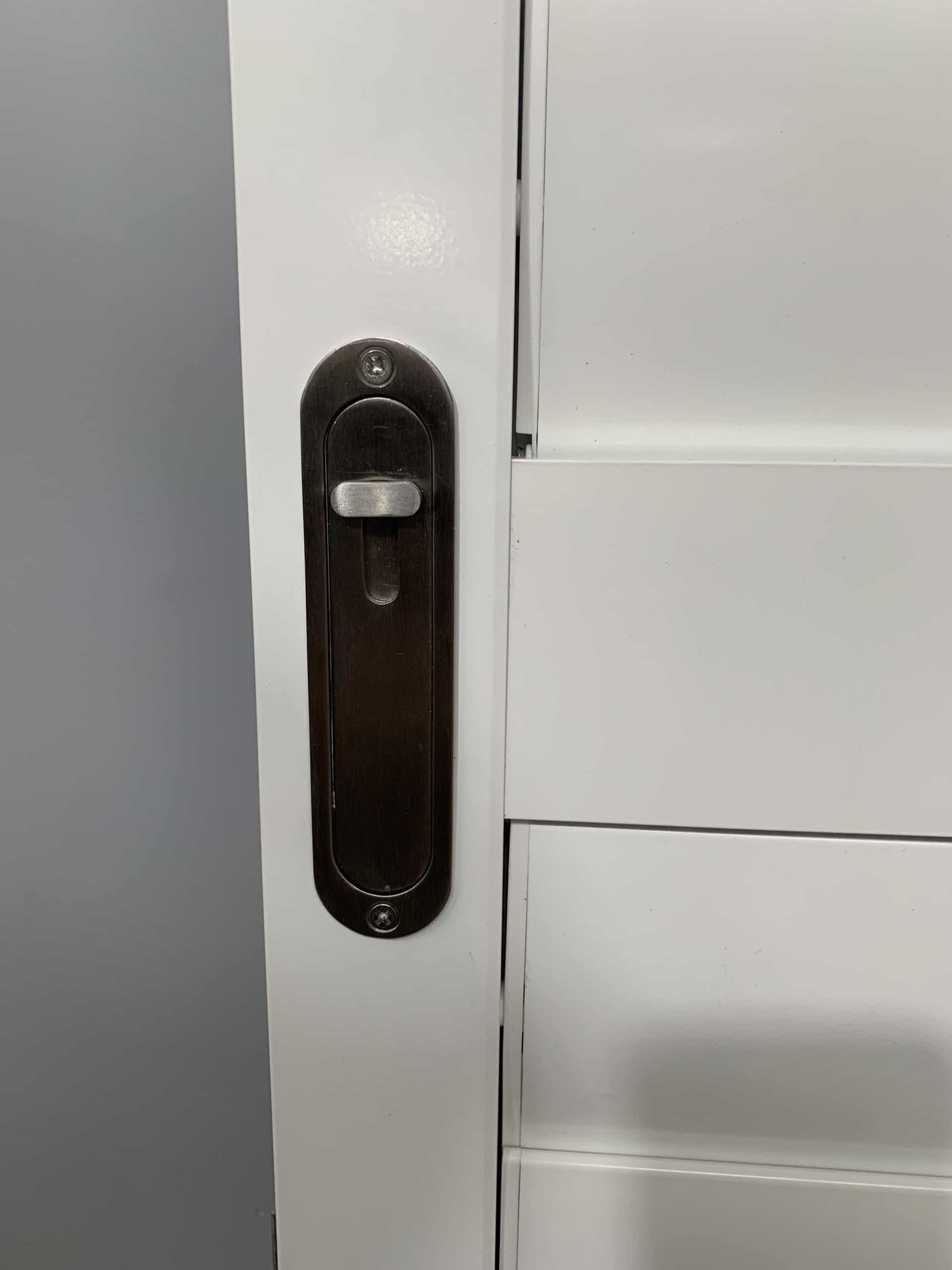 Lockable - lockable shutters