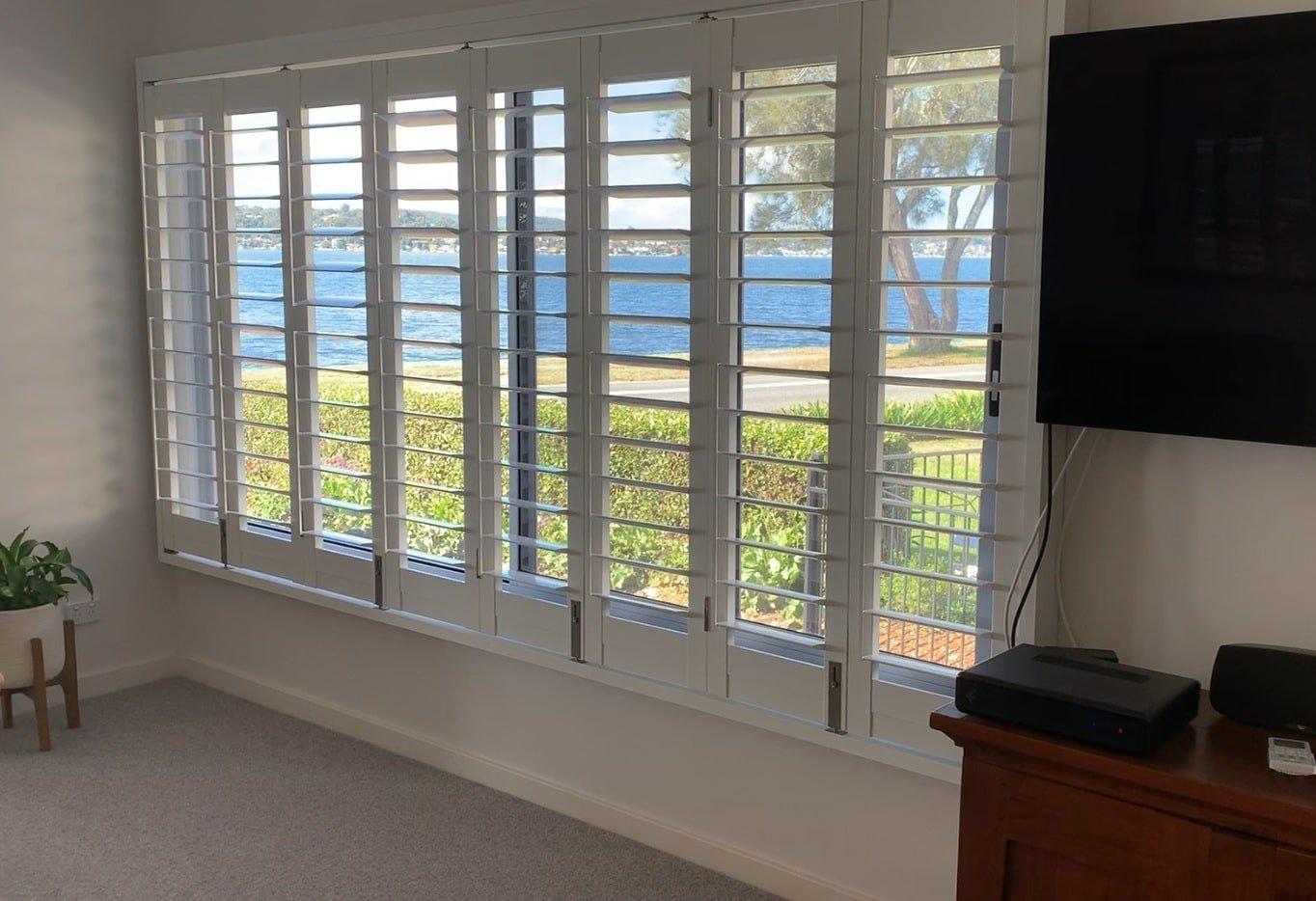 Bi Fold - Interior shutters