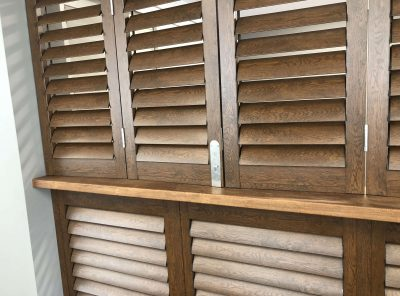 Australian Plantation Shutters Cardiff Showroom