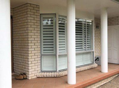 Bay Window Shutters, Plantation Shutters