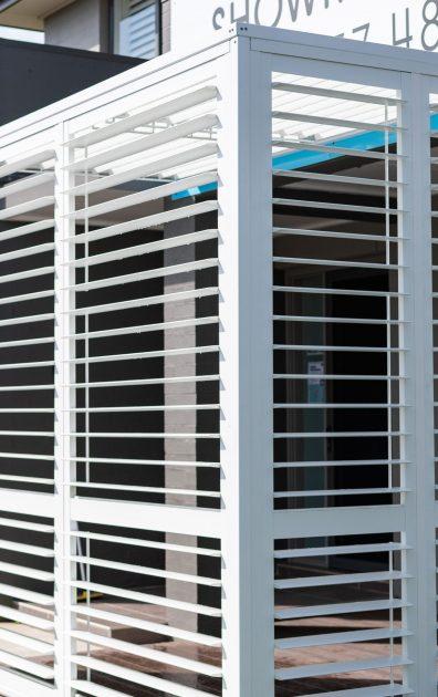 exterior shutter room